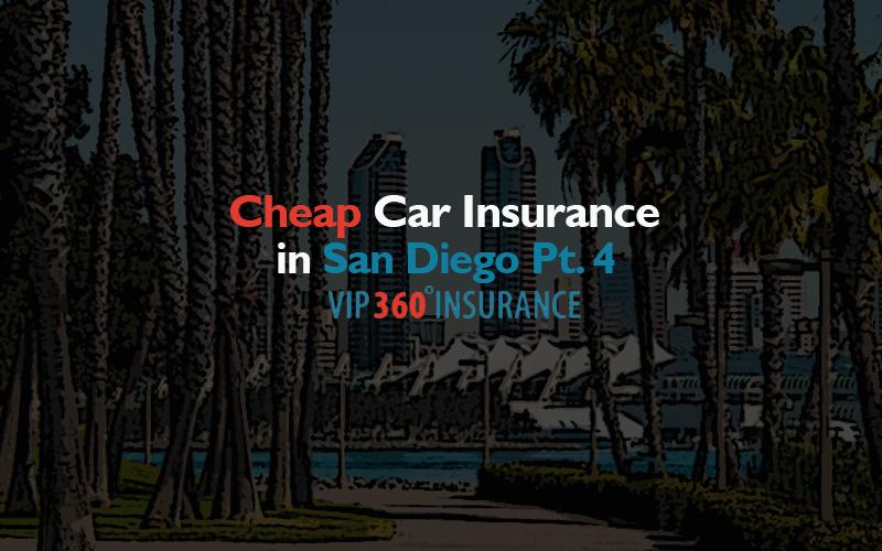 Cheap Car Insurance In San Diego Pt 4