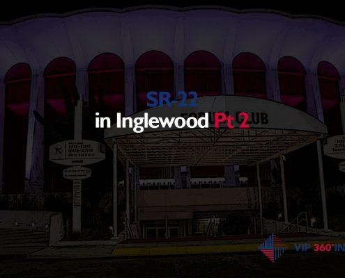 SR-22 in Inglewood