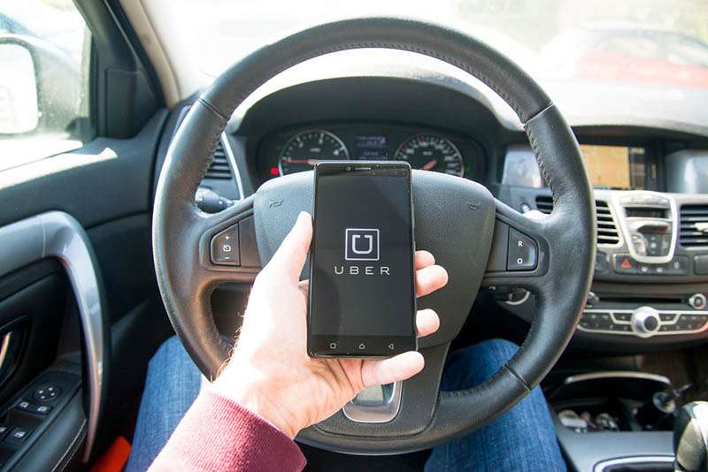 Uber Driver Insurance in Los Angeles